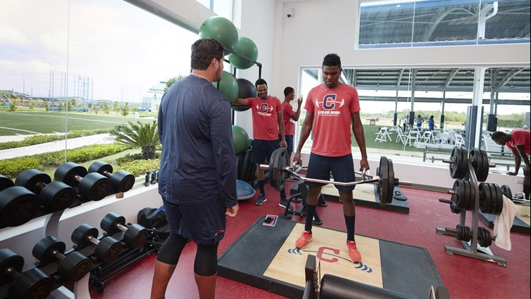 Cleveland Indians Baseball Academy Dominican Republic 2