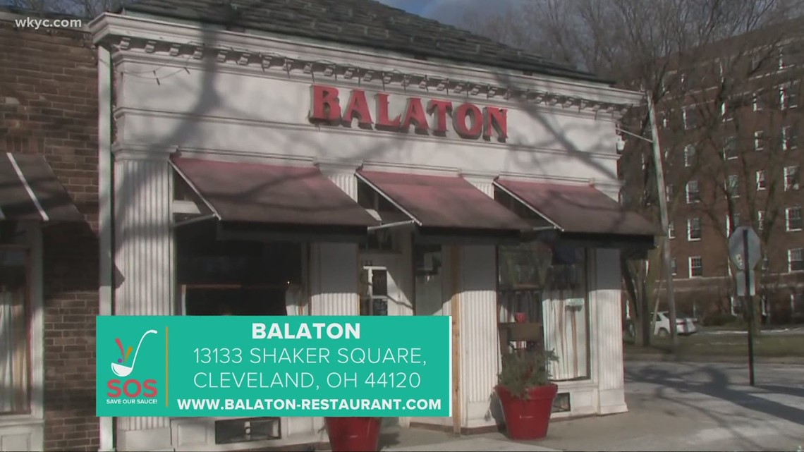 Balaton in Shaker Square: Save Our Sauce