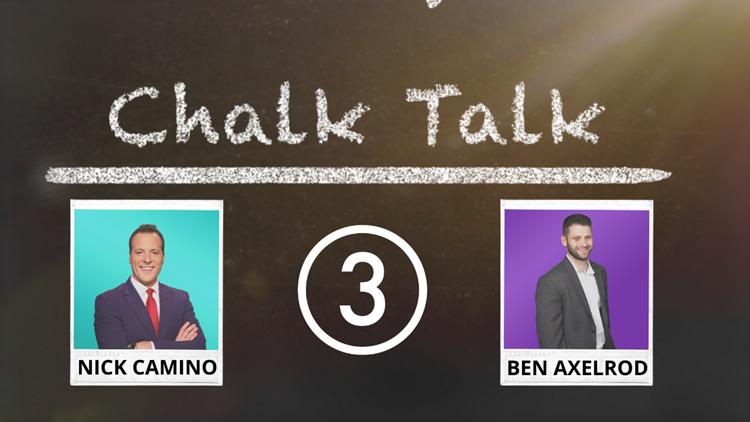 College Football Week 9, NFL Week 8 Gambling Picks: Chalk Talk Season 3