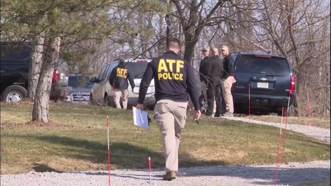 Chesterland man facing federal charges for Maryland bombing in 2020