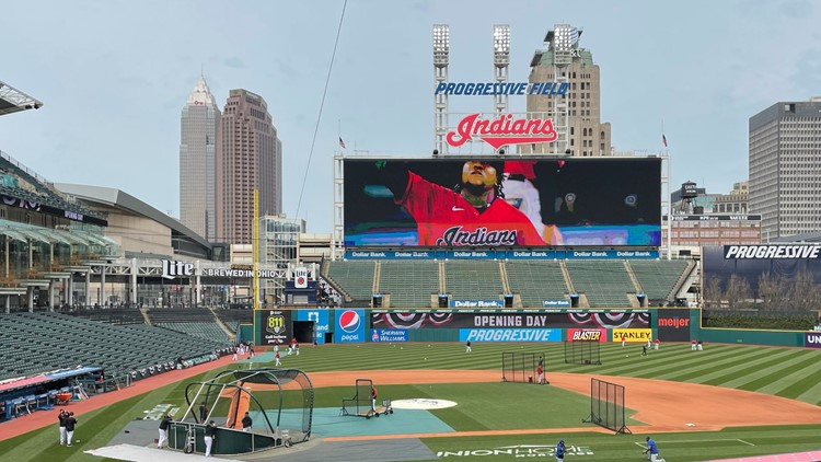 Cleveland Indians increasing attendance capacity at Progressive Field to 40% in May