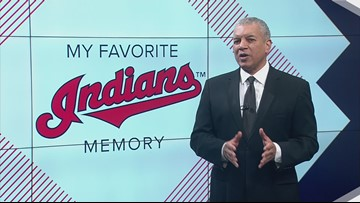 Russ Mitchell looks back on his favorite Cleveland Indians memory