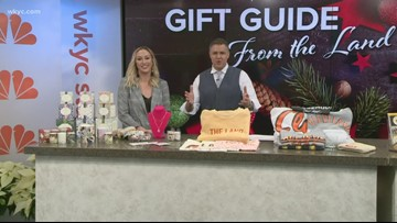 Emily Mayfield shares holiday gifts you can buy locally in Cleveland