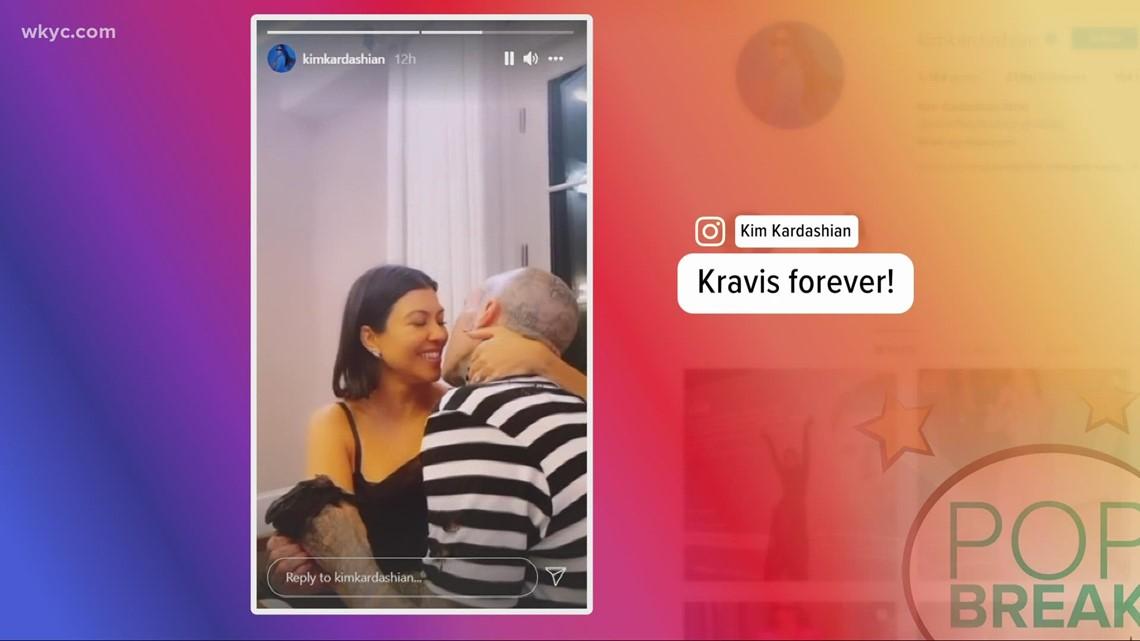 Pop Break: Kourtney Kardashian gets engaged