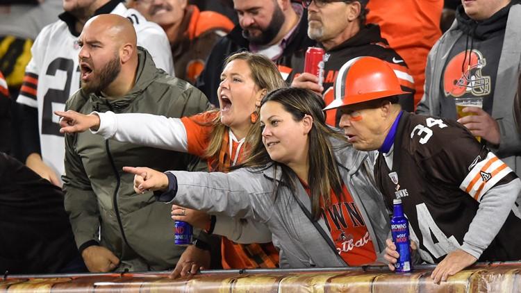'Love to see it!' Social media celebrates after Cleveland Browns beat Denver Broncos
