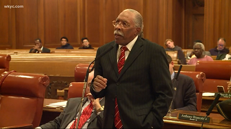 Prosecution rests in federal corruption trial of Cleveland Councilman Ken Johnson