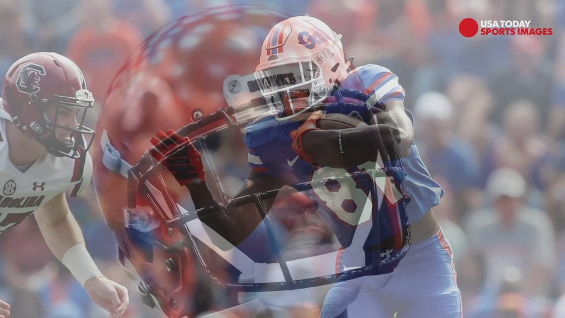 0e3fe7a3e Antonio Callaway grateful Cleveland Browns took chance on him in 2018 NFL  Draft