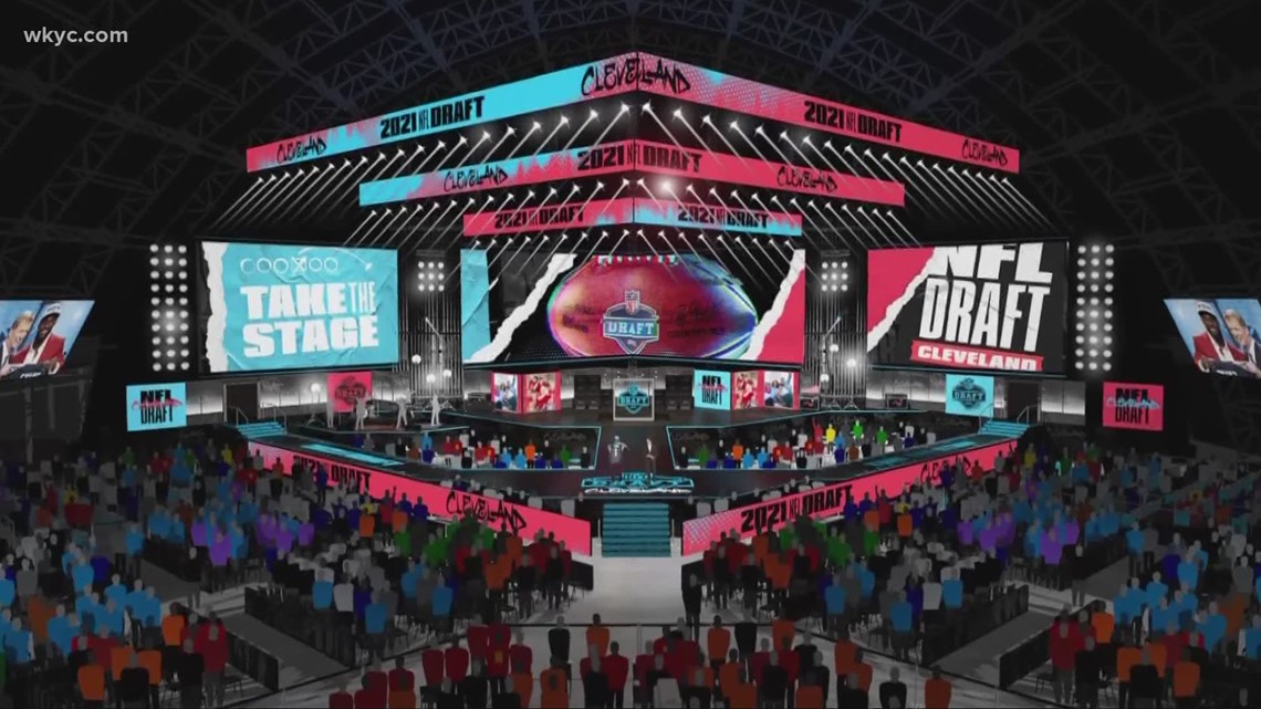 NFL Draft in Cleveland brings national spotlight and a new campaign to get people  to Ohio