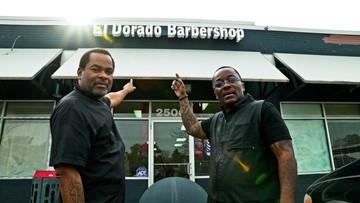 HARDWORKING CLEVELAND | All Cut, no Quit at El Dorado barbershop