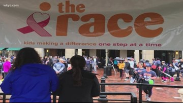 Mother's Day race to end breast cancer set for Sunday at Legacy Village