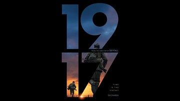 Michael Heaton reviews '1917,' winner of the Golden Globe for Best Motion Picture - Drama
