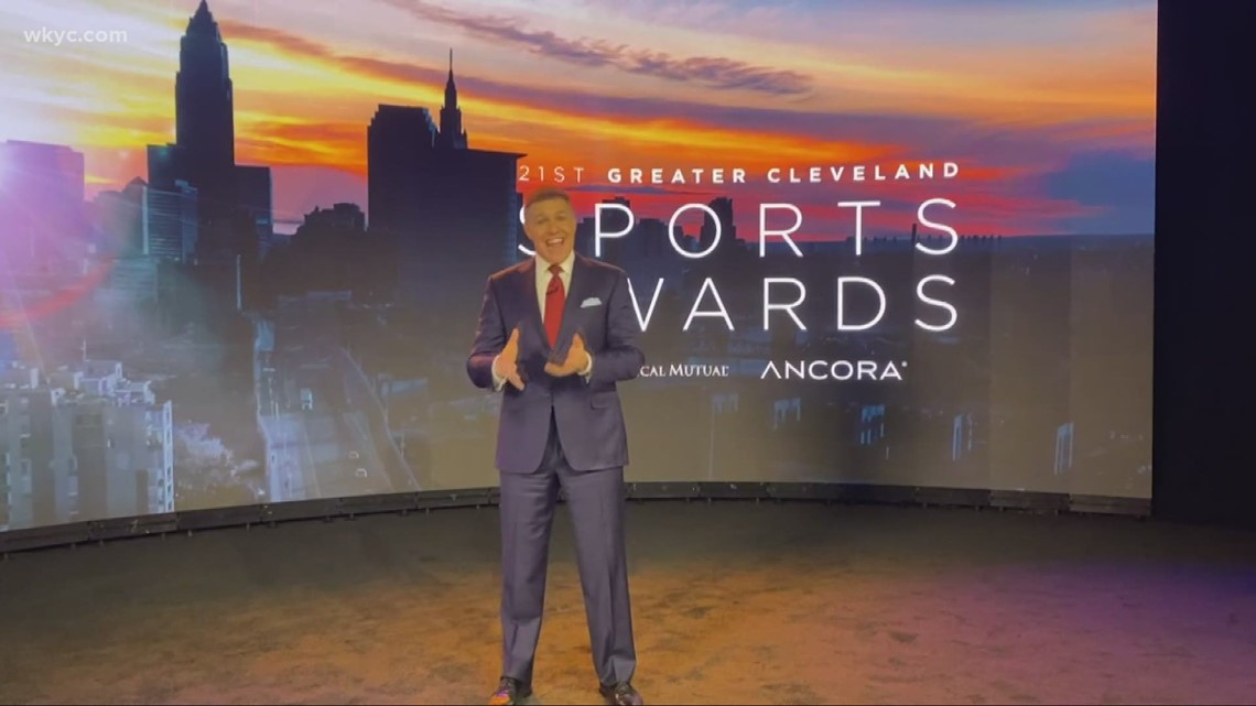 Greater Cleveland Sports Awards to air on 3News at 7:00 p.m.