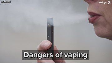 6 Ohioans suffer 'severe pulmonary illness' after vaping: Health officials issue statewide alert