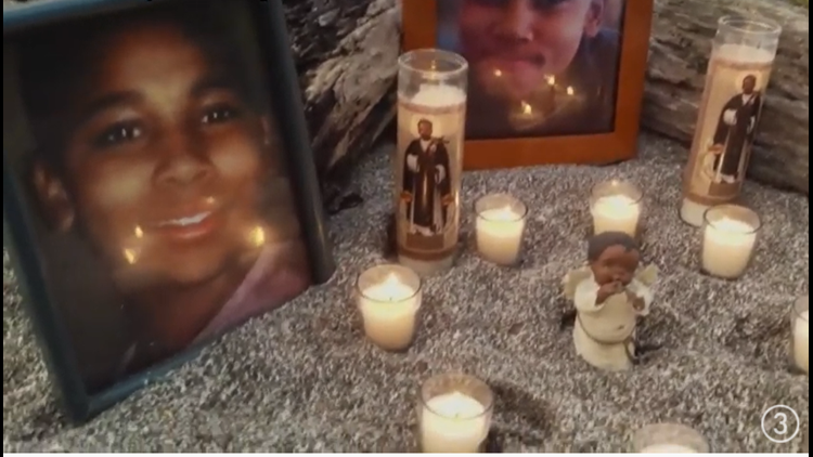 'It's very hard': Mother of Tamir Rice talks about life without her son and importance of Cudell Recreation Center with 3News' Russ Mitchell