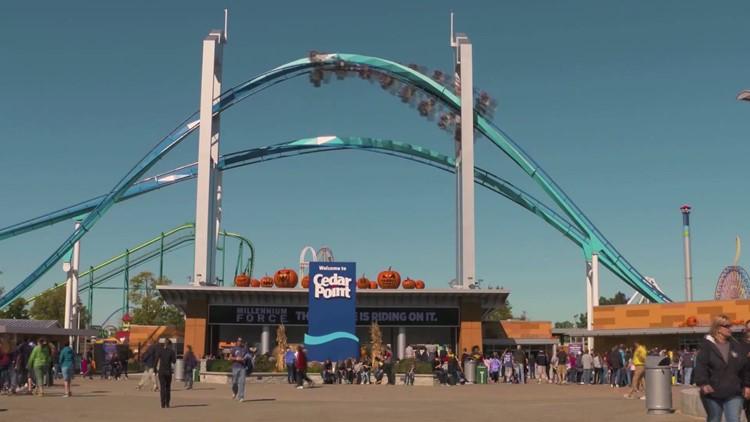 Sneak peek: Cedar Point's new Tricks and Treats Fall Fest opens after HalloWeekends canceled for 2020