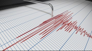 USGS confirms 2.6 magnitude earthquake in Lake County