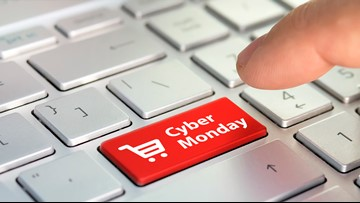 The best Cyber Monday deals and Freddie Kitchens and that 'Pittsburgh started it' t-shirt on Lunch Break with Jay Crawford