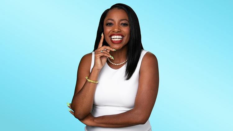 Jasmine Monroe, 3News Reporter