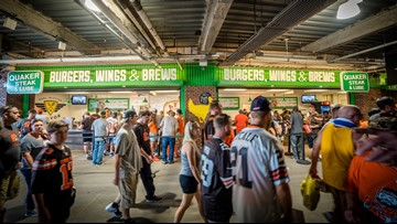 Quaker Steak & Lube opens location inside FirstEnergy Stadium