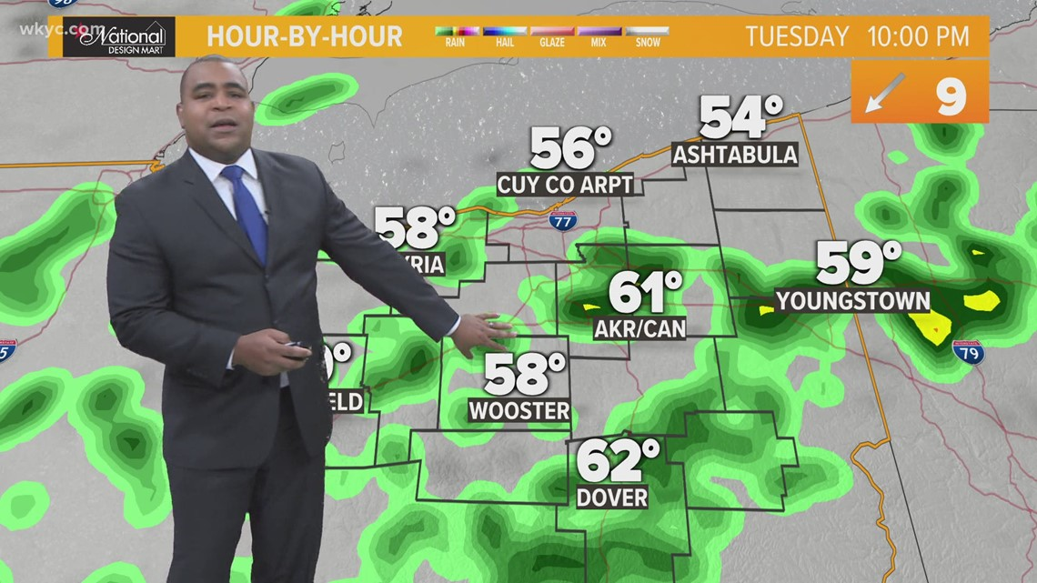 Morning weather forecast for Northeast Ohio: May 4, 2021