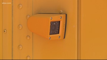 City of Mentor uses cameras on school buses to catch safety law violators
