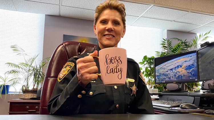 Boss Ladies of CLE: Summit County Sheriff Kandy Fatheree