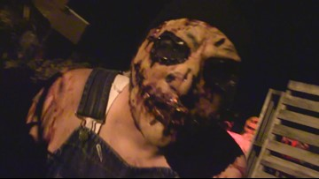 Mohican Haunted Schoolhouse: See inside the 2019 Halloween screams