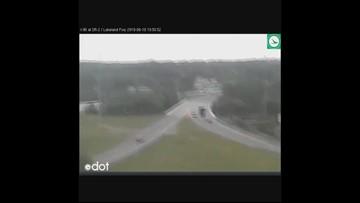 ODOT cameras show 4.0 earthquake in Northeast Ohio