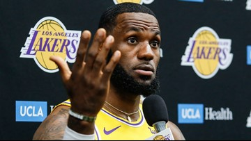 LeBron James says Daryl Morey was 'misinformed' in NBA-China controversy