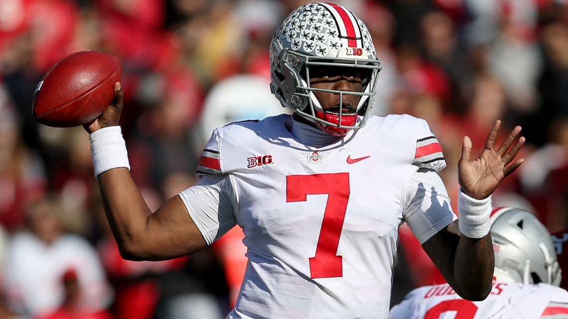 Ohio State QB Dwayne Haskins declares for 2019 NFL Draft