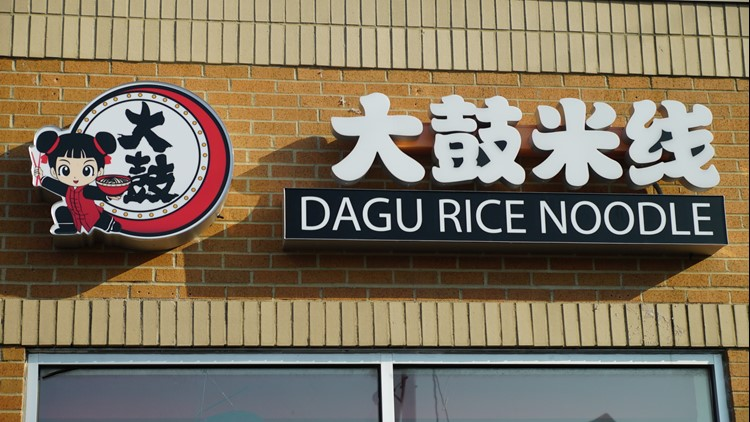 FIRST LOOK | Dagu Rice Noodle at AsiaTown's Payne Commons, Cleveland OH