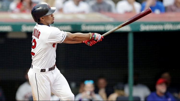 Francisco Lindor hits two home runs as Cleveland Indians beat Minnesota Twins