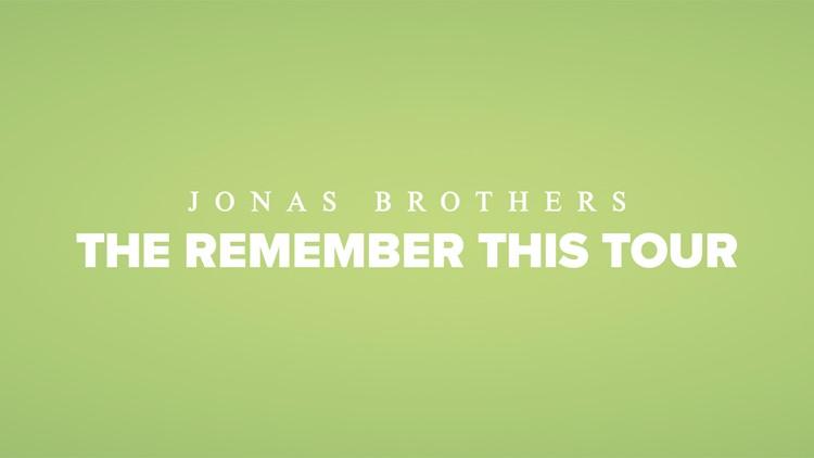 Jonas Brothers Code Word Sweepstakes