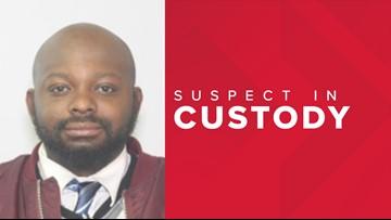 UPDATE   Fugitive captured after armed robbery in Cleveland