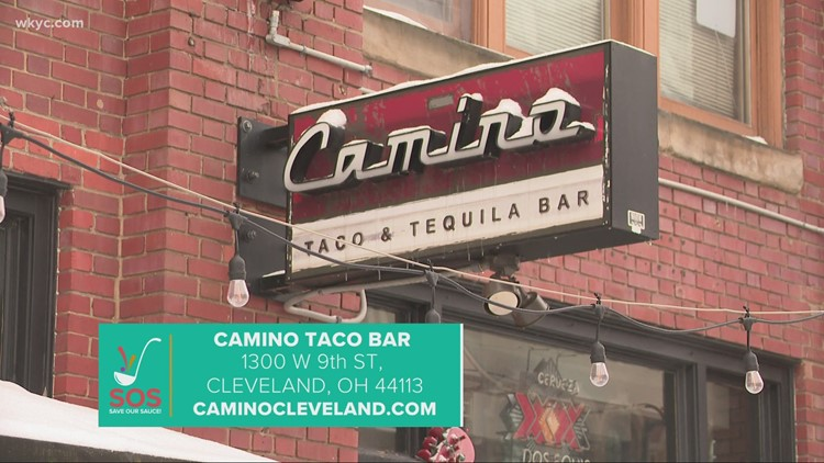 Camino Taco Bar in downtown Cleveland: 'Save our Sauce' campaign