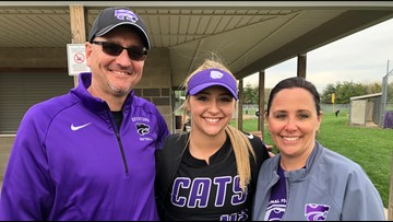 Lorain County softball pitcher breaks state record