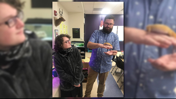 Unique animal program at Lakewood High School helping special needs students