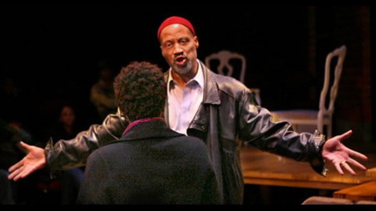 His second act: Former Cuyahoga County commissioner is now making a name for himself on the stage