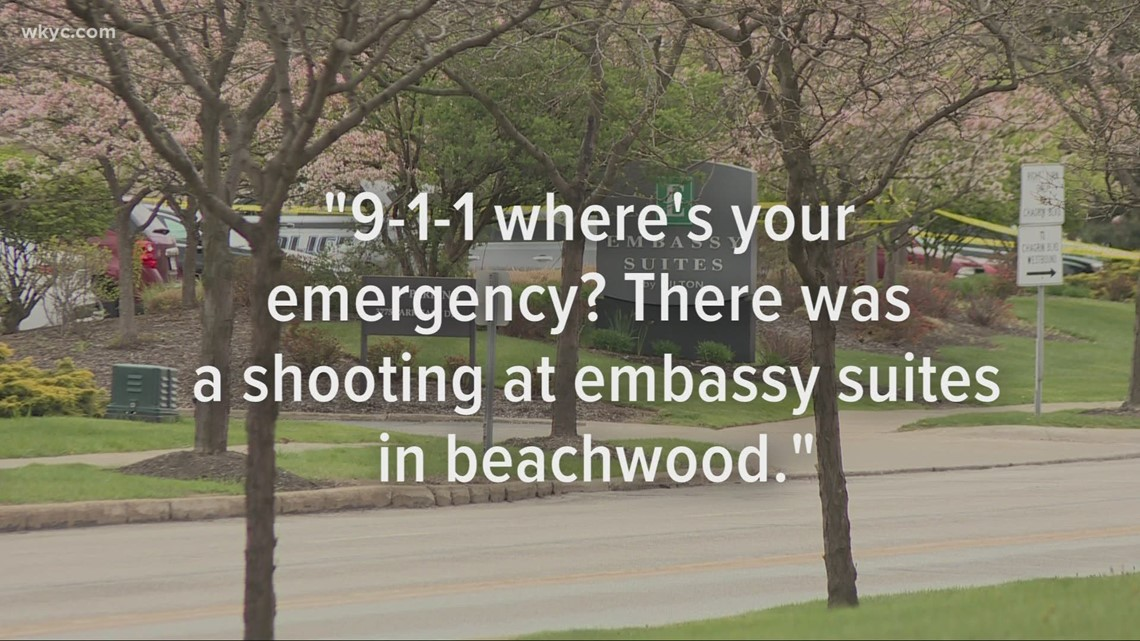 Identity of man shot and killed Tuesday at Beachwood hotel released
