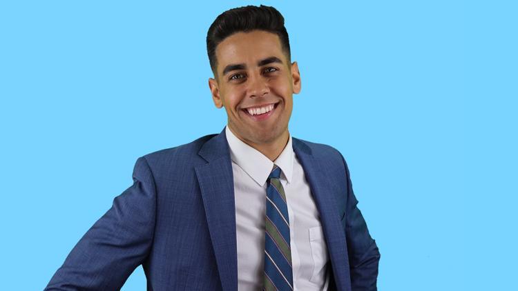 Dominic Ferrante, 3News Multi-Skilled Journalist