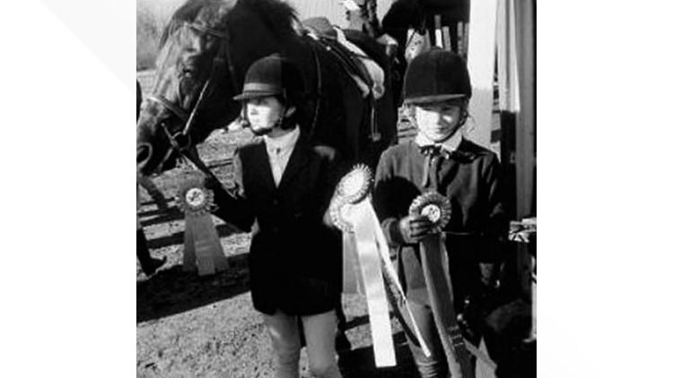 Amy Mihaljevic horse