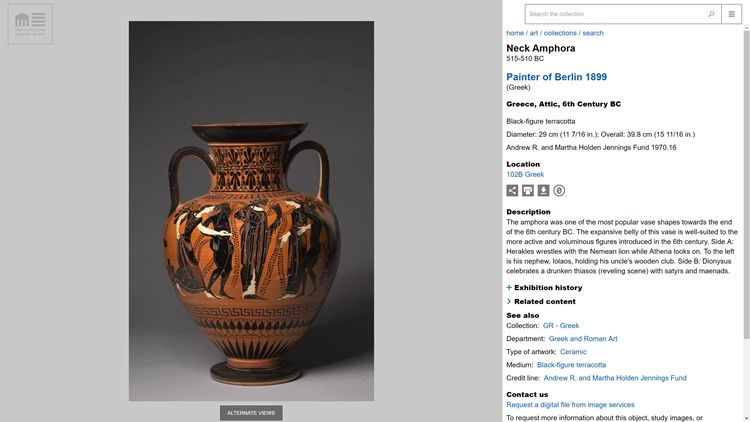 Cleveland Museum of Art takes big leap into the digital age