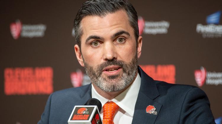 Kevin Stefanski on Browns' 2021 outlook: 'We have to get better'