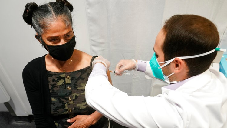 Ohio opens vaccine eligibility to groups in Phase 1C, Phase 2: See who is now included