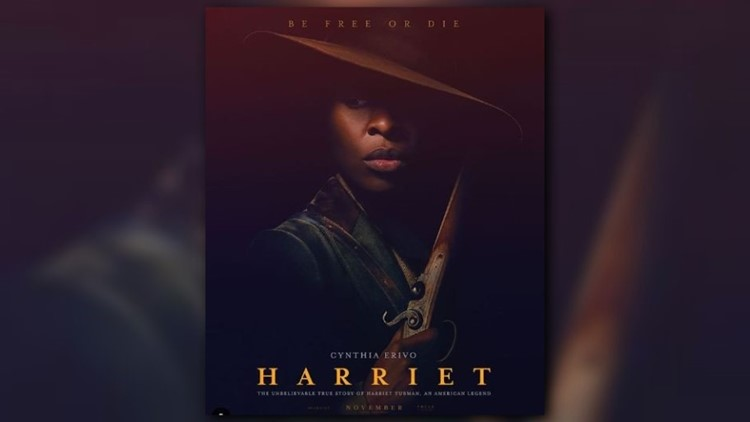 Harriet Tubman biopic to hit theaters this fall; Watch the trailer here