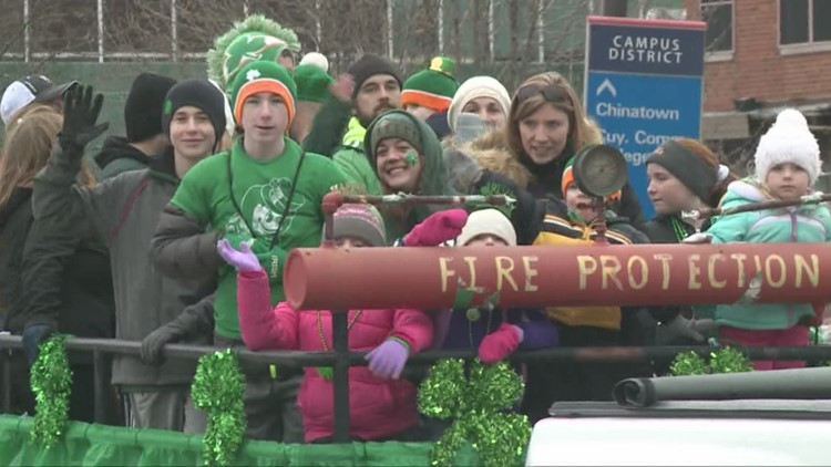 c8edca901 Cleveland ranked among the top cities in America to celebrate St. Patrick s  Day in 2019
