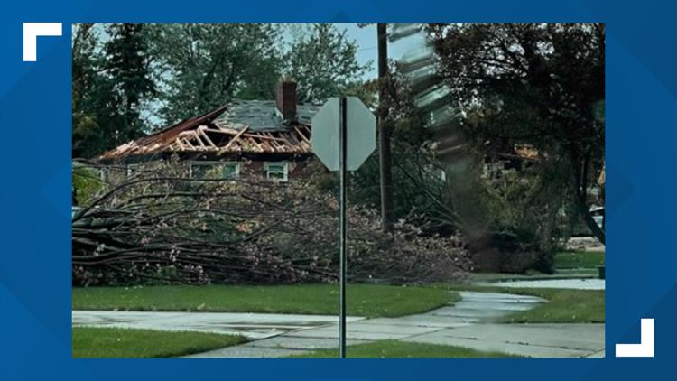 Portions of Northeast Ohio endure heavy storm damage following multiple tornadoes