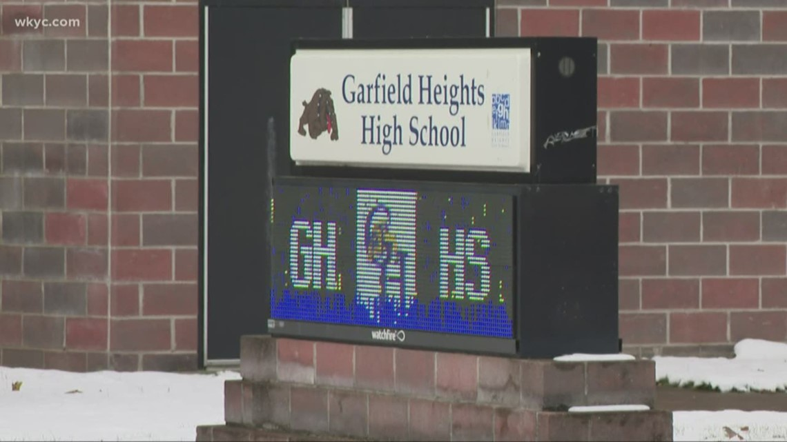 Student Arrested With Gun At Garfield Heights High School Wkyc Com
