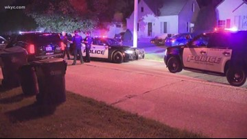 3 suspects run from police after car chase ends in Parma