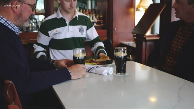 3News' Doug Trattner takes first look inside the renovated Flannery's Pub